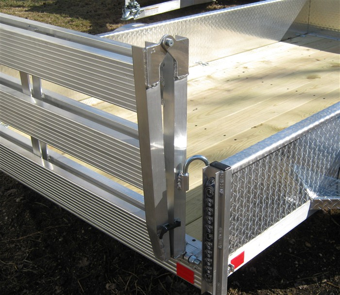 Trailer Showroom Aluminum Utility Trailers Lightweight